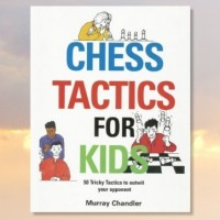 Chess book by Murray Chandler